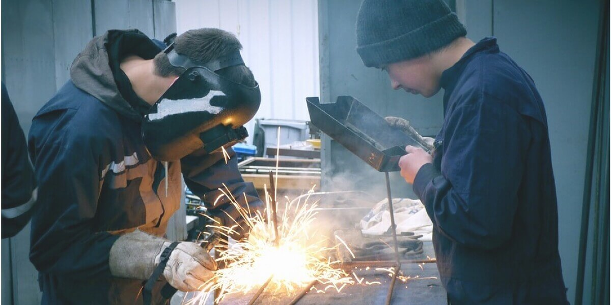 Areas You Need to be Careful with when Working at a Welding Shop